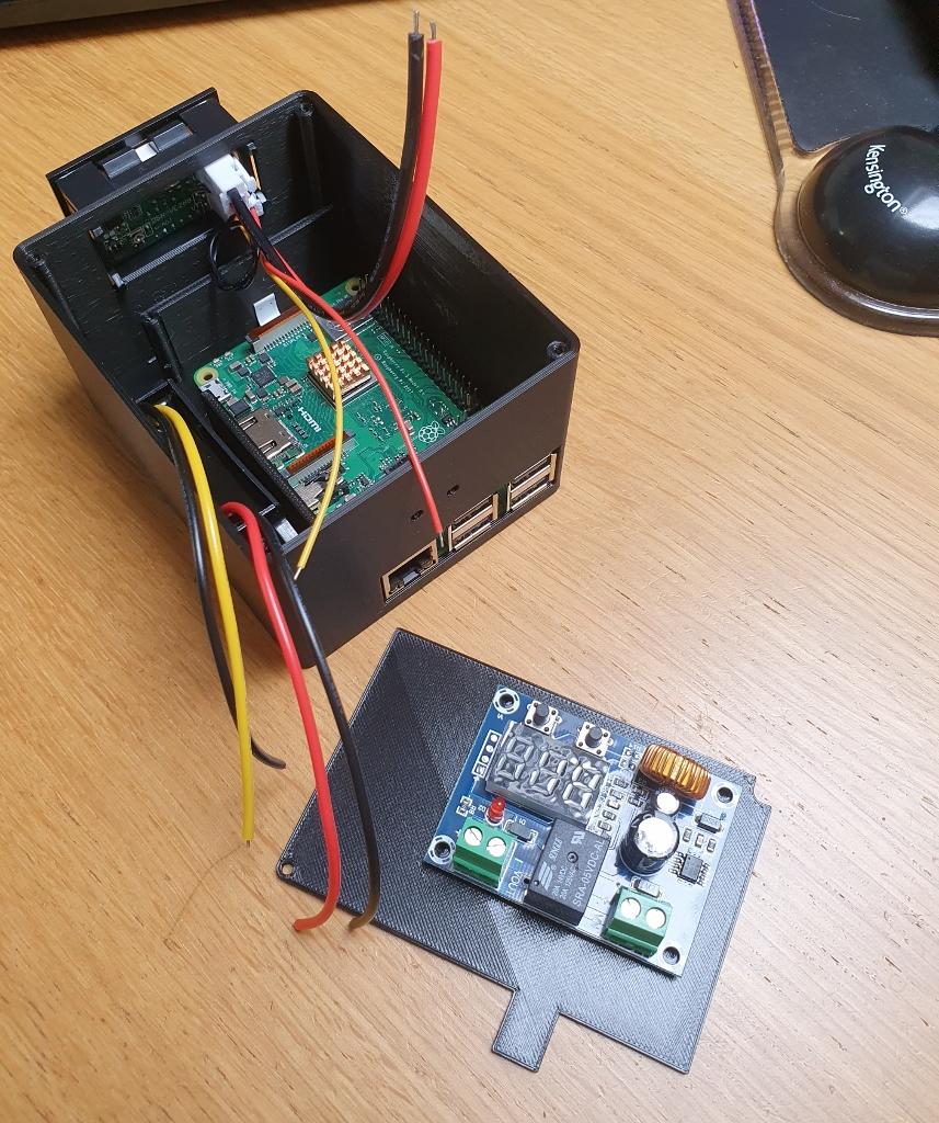 GPS logger/tracker